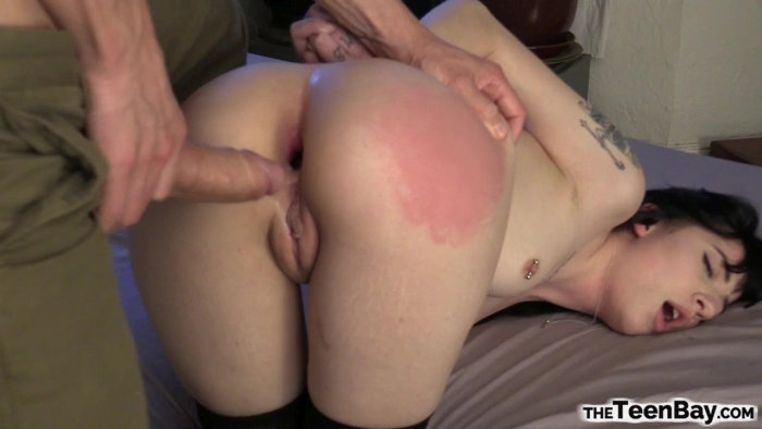 ManyVids Video with Charlotte Sartre - Fucking My Ass In Bondage