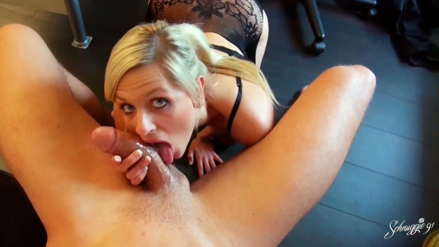 MyDirtyHobby Video with Schnuggie91 What Woman Gets Your Dick!?